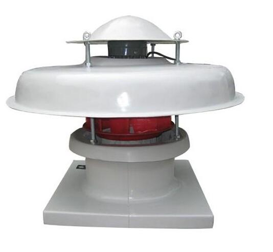 风机屋顶风机的安装