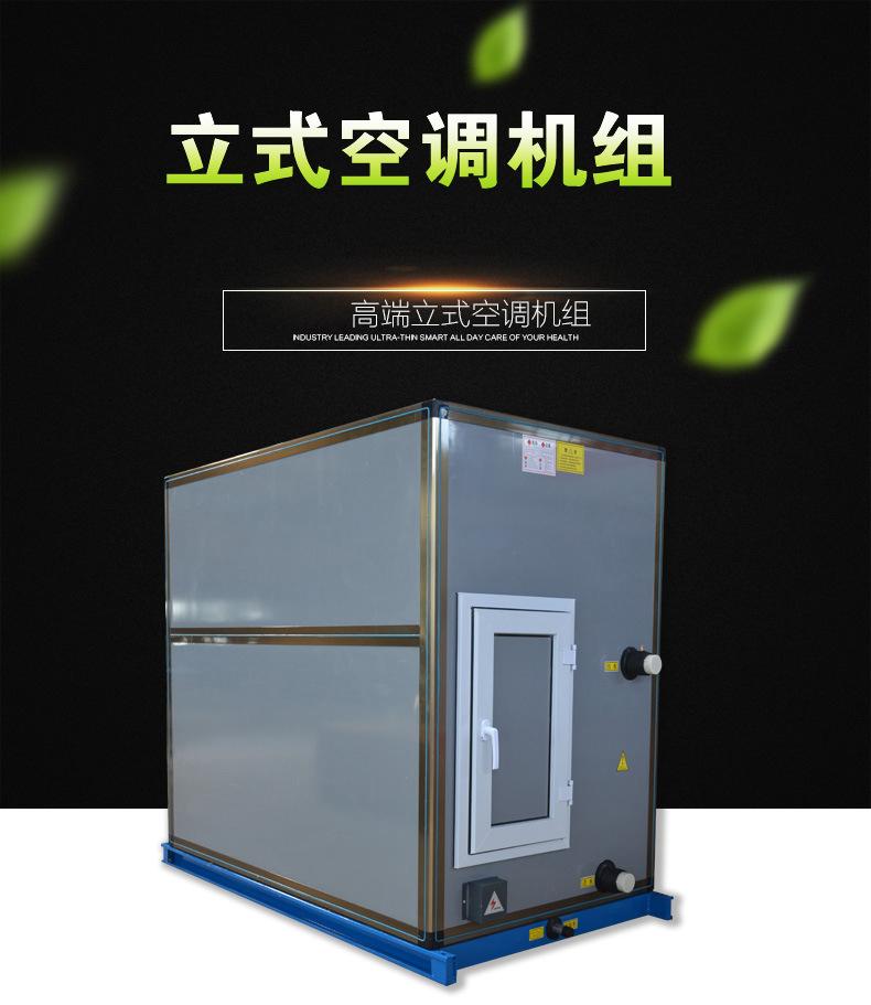立柜式空调机组 远程射流空调机组