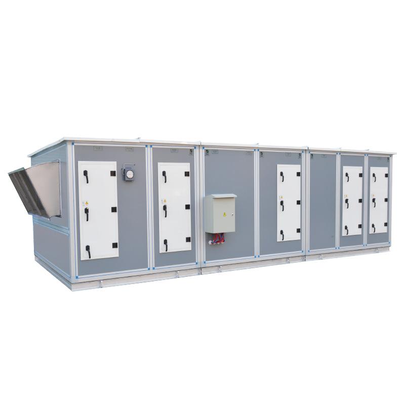 凯亿组合式空调机组的安装与维护